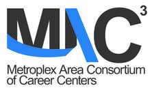 MAC3: Metroplex Area Consortium of Career Centers logo
