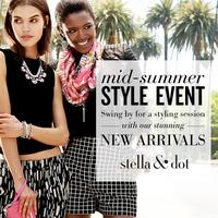 Mid-Summer Style Event & Fall 2014 Collection Launch