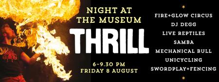 Night at the Museum: THRILL