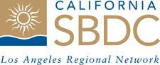 Los Angeles Regional Small Business Development Centers Network logo