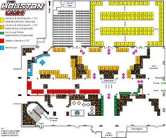 Vendor Registration - The Houston Con - Summer 2014