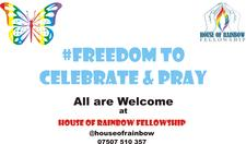 House Of Rainbow Fellowship logo
