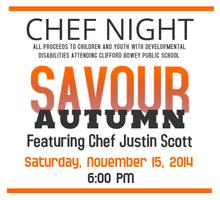 Chef Night : Savour Autumn  *** SOLD OUT ***