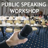 Grow Your Confidence Through Public Speaking - Workshop