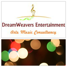 DREAMWEAVERS ENTERTAINMENT  logo