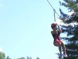 Zip Berkshire East! Wind Fest & Zip-Lining