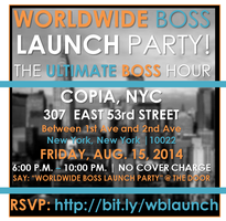 Worldwide Boss Launch Party: The Ultimate Boss Hour