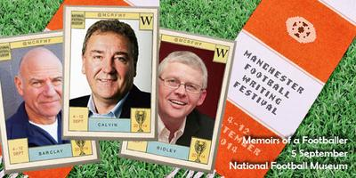Manchester Football Writing Festival: Memoirs of a...