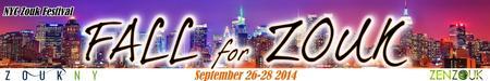 NYC FALLFORZOUK 2014 - CR-FZZ WEEKEND PASS