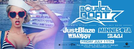 Bounce Boat ft. Just Blaze, Minnesota, Buku, Willy Joy