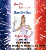 Bastille Day Party at Amelie Wine Bar SF