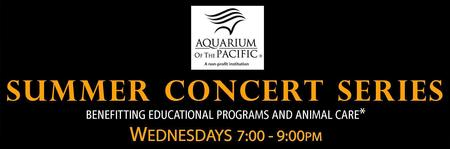 Salty Suites (bluegrass +) @ the Aquarium of the...