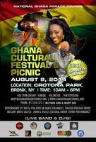 GHANA PARADE & PICNIC