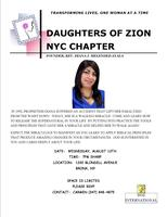 Daughters of Zion - NYC Chapter