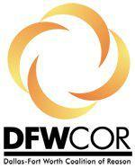 Dallas-Fort Worth Coalition of Reason logo