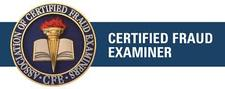 Spokane Chapter of the Association of Certified Fraud Examiners logo