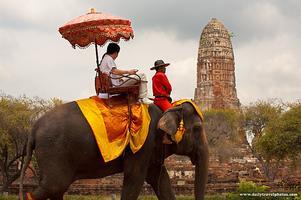 Thailand Adventure Tour 2012