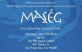 Maseg: VIP Crowdfunding Launch Party