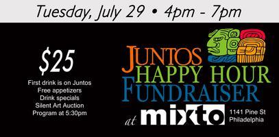 Juntos Happy Hour Fundraiser at Mixto