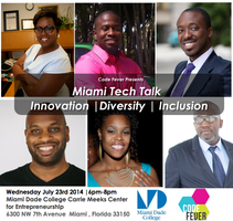 Creating an Inclusive Technology Ecosystem in Miami