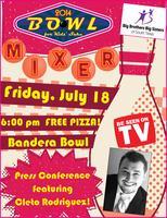 Bowl for Kids' Sake Kick-Off Mixer Press Party
