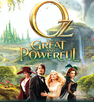 "Fairway Flix featuring ""Oz, the Great & Powerful"""