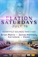 Elation Saturday Pool Parties with Brian Matrix