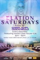 Elation Saturday Pool Parties w/ Danny Olsen & Adam...