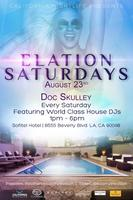 Elation Saturday Pool Parties w/ Doc Skulley