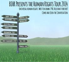 Human Rights Tour 2014: Derry/Londonderry, 28 October