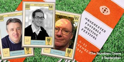 Manchester Football Writing Festival: The Numbers Game