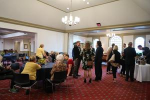 2nd Annual Canterbury Homecoming Reception