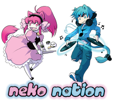 Neko Nation logo