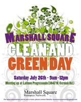 MSRN Clean & Green Day
