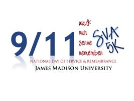 9/11 Day of Service 5k @JMU