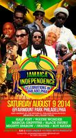 Jamaica Independence Celebrations in Philadelphia 2014