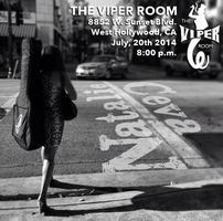 Natalie Ceva at the Viper Room