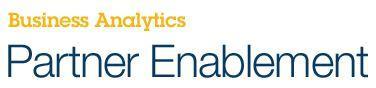 "Webinar ""Business Analytics Partner Enablement"""
