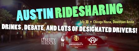 AFP-TX Austin Ridesharing: Drinks, Debate, & Lots of...