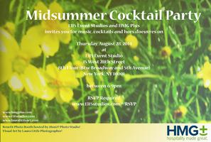 Midsummer Benefit Cocktail Party
