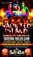 Haunted Island: NYC 100% Caribbean Party in Manhattan