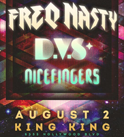 The Do LaB presents FreQ Nasty, DVS*, niceFingers