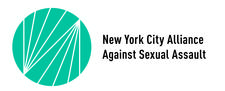 The New York City Alliance Against Sexual Assault  logo