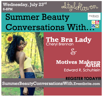 Summer Beauty Conversations With...