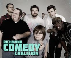 Richmond Comedy Coalition + Snow Cobra