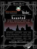 Haunted Providence - Psychic Faire/Paranormal Expo...
