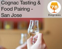 Fine Cognac Tasting and Food Pairing - San Jose