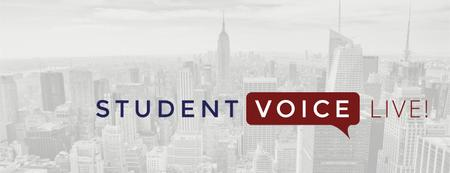 Student Voice Live