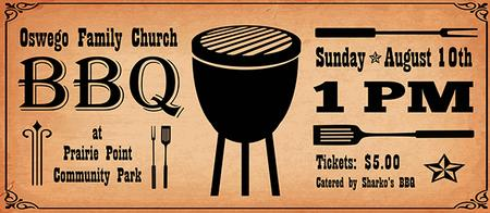 Oswego Family Church BBQ
