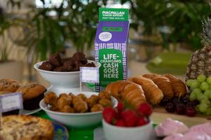 World's Biggest Coffee Morning at the Penventon Park...